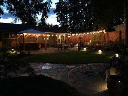 Outdoor lighting adds functionality and security to your property.