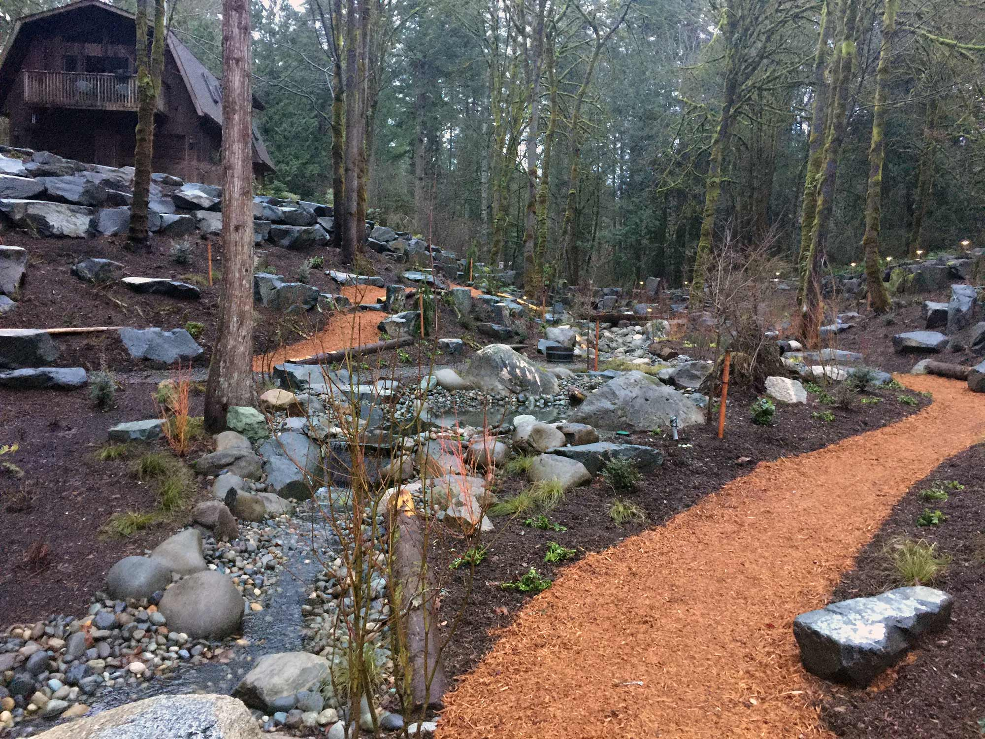 raving softscaping project